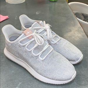 Adidas Tubular white/grey Women's Size 9.5